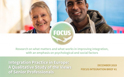The first FOCUS Integration Brief is out