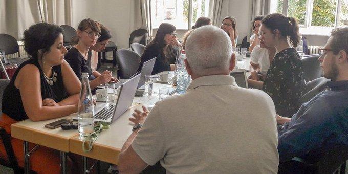 2nd FOCUS consortium meeting