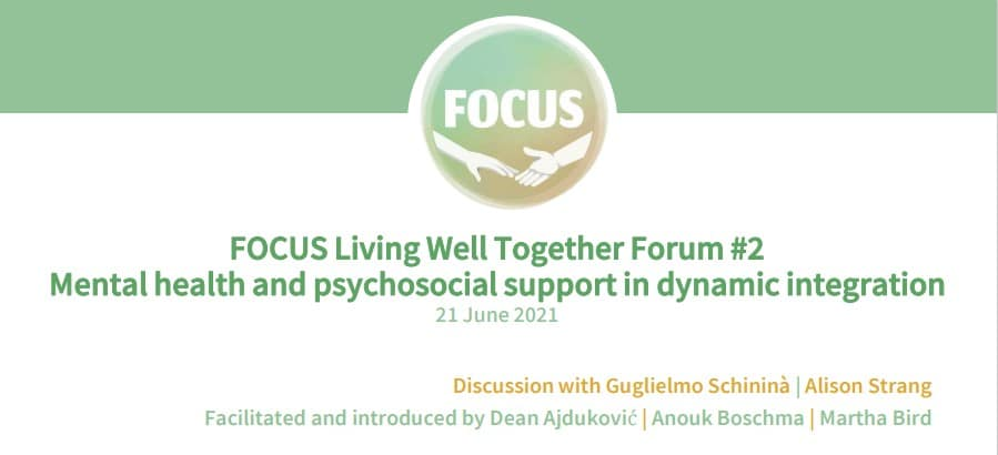 Summary report of Forum II on MHPSS: Out now!